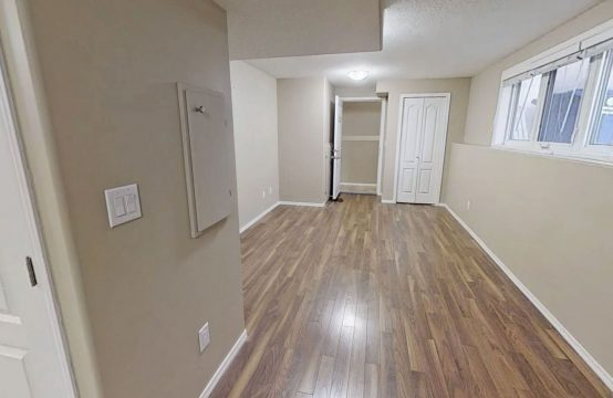 2 Bedroom Suite, In-Floor Heat, Separate Entrance & Laundry