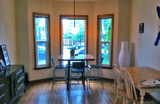 1-bedroom-plus-den Broadway Saskatoon home for rent - Dining Room