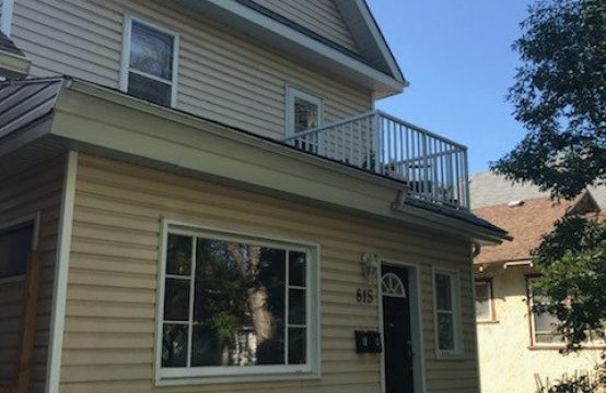 City Park Charm: 2 bed + Den and Garage!