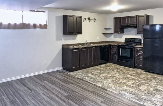 Hampton basement suite