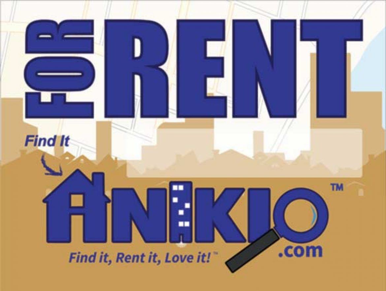 Anikio For Rent Street Sign