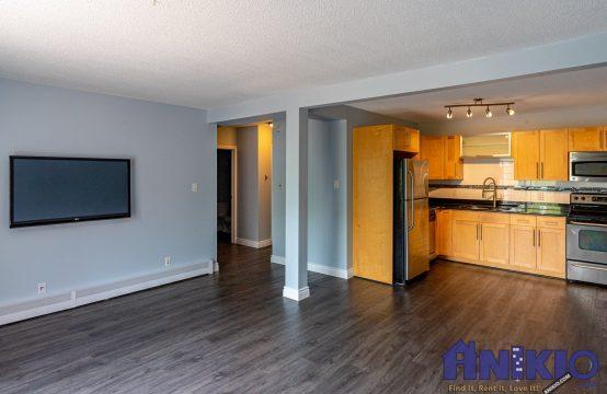 1-Bedroom Top Floor Condo Just Off 8th St