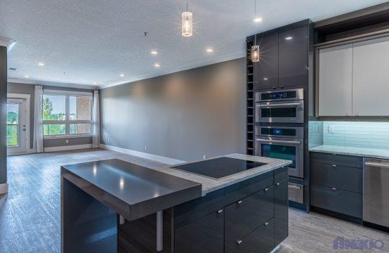 2 Bedroom + Den Luxury Riverside Condo in Nutana